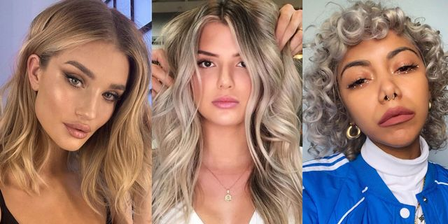 10 Ash-Blonde Hair Ideas You'll Want to Copy Right TF Now