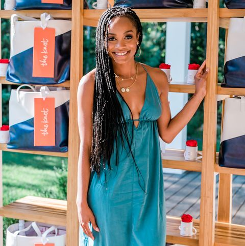 The Knot Registry Press Event with Rachel Lindsay