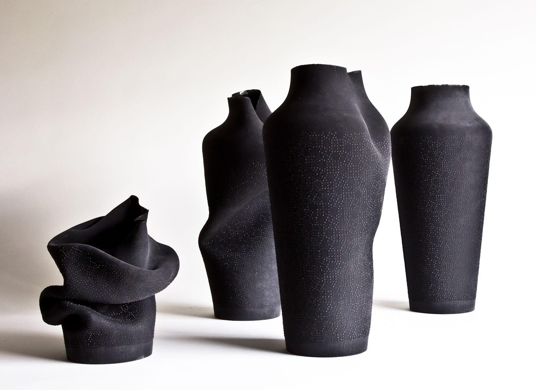 Birgit Severin, Ashes vases