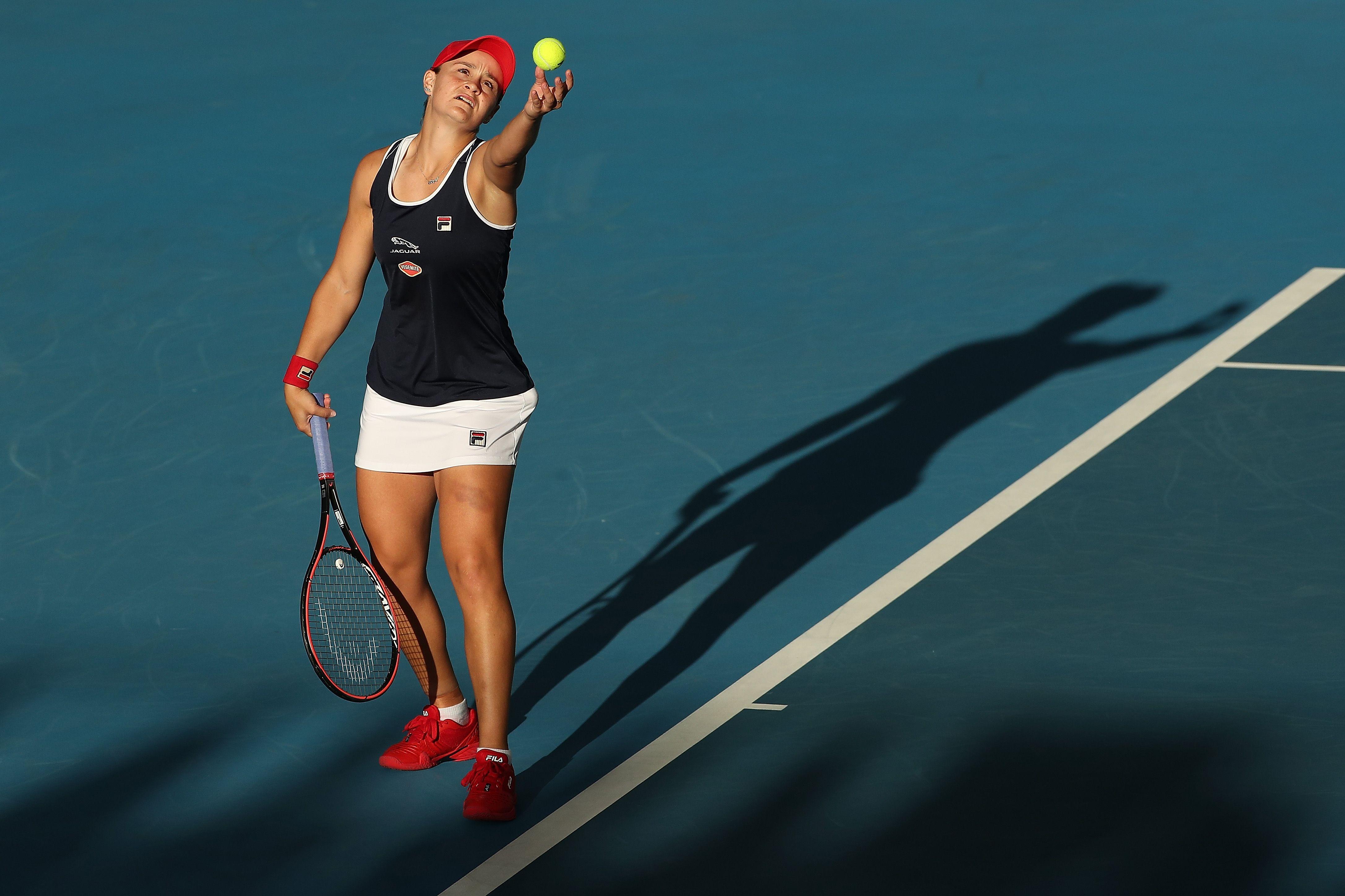女子テニス世界ランキング第1位! アシュリー・バーティの強さの秘密とは?