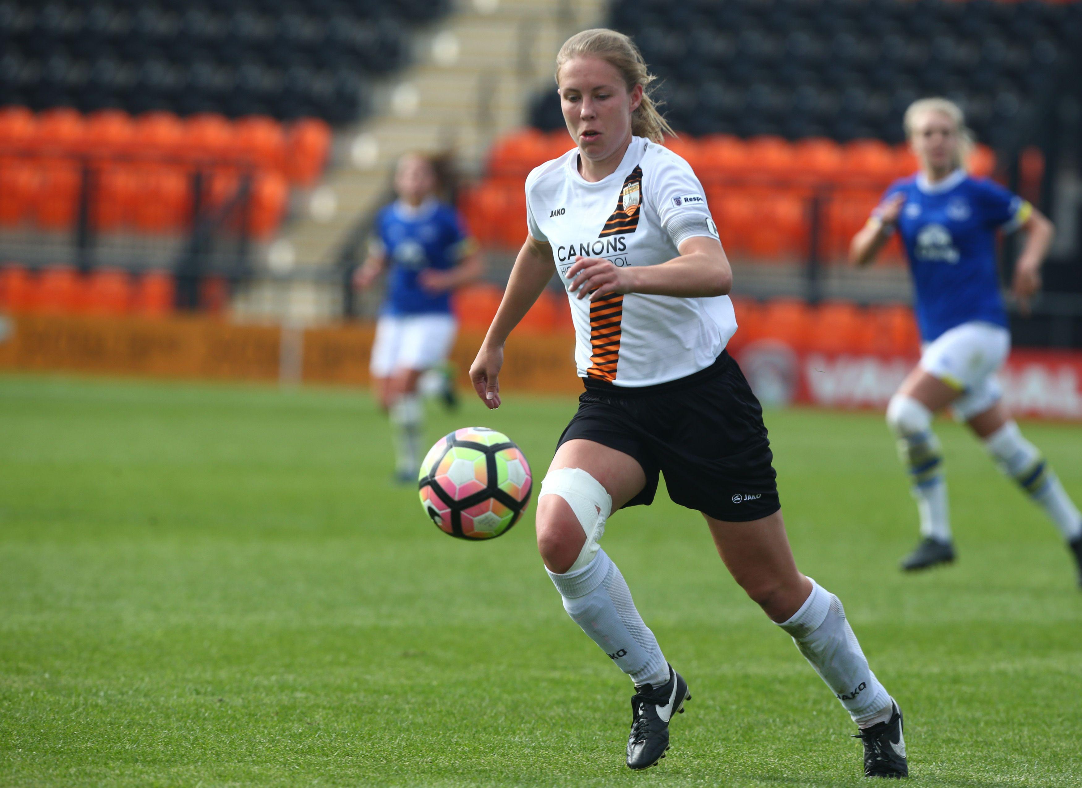 Footballer Ashleigh Goddard: I Was Body-Shamed After Winning Wayne Rooney's Street Striker