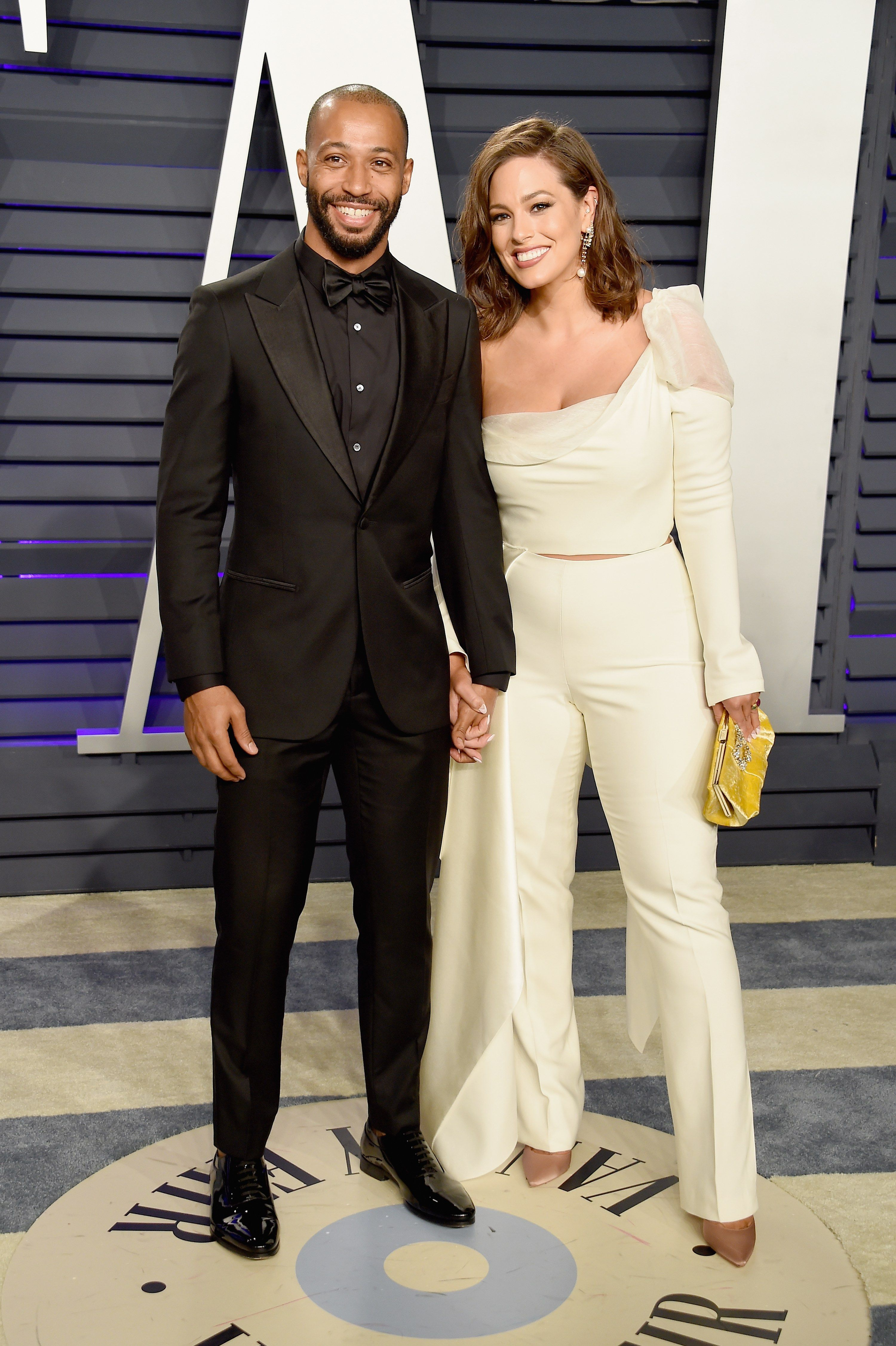 Ashley Graham has welcomed a baby boy with husband Justin Ervin