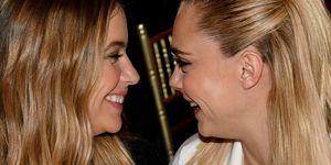 Cara Delevingne en Ashley Benson zijn getrouwd
