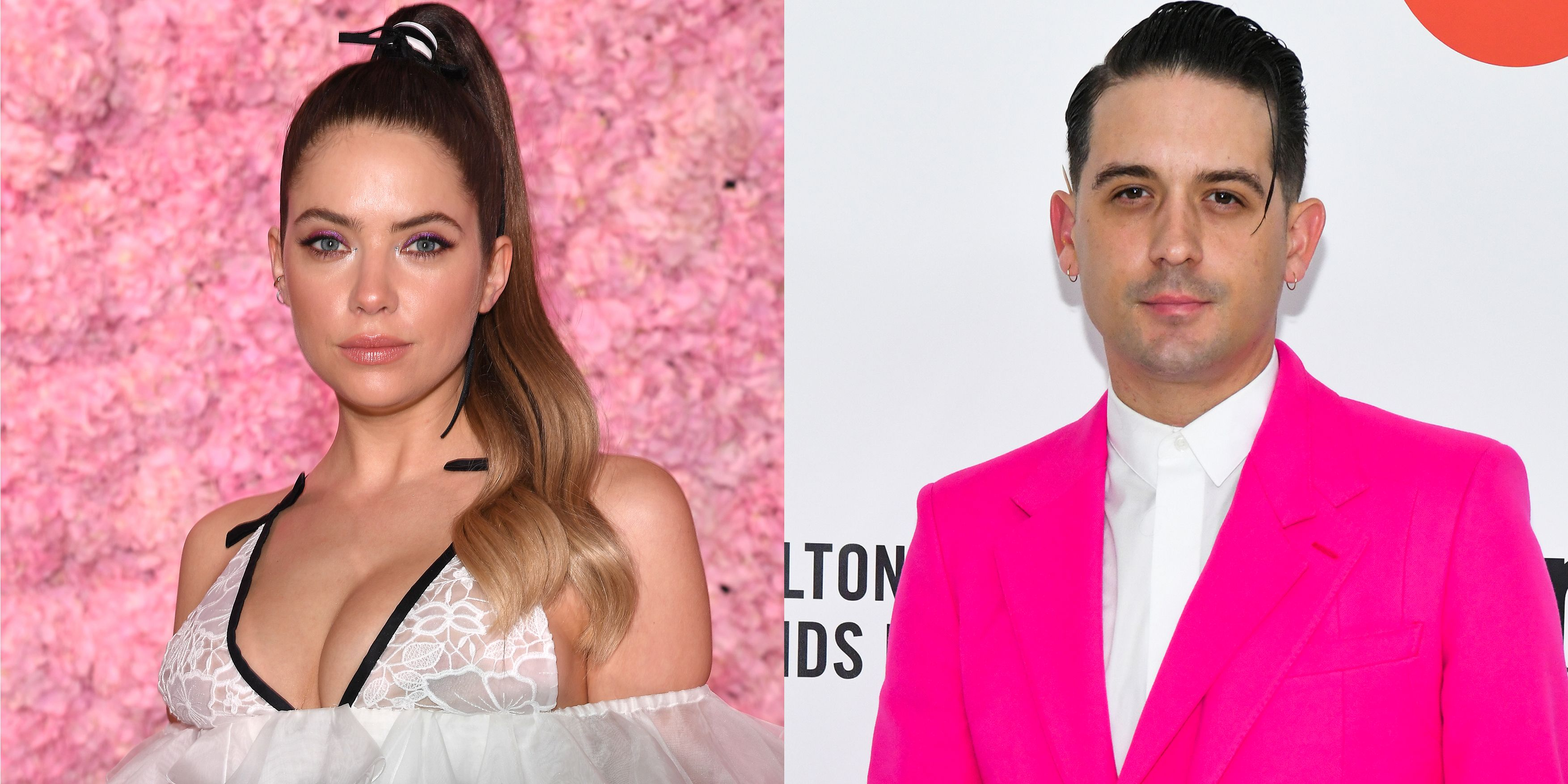 Ashley Benson Was Spotted With Rapper G Eazy Following Split From
