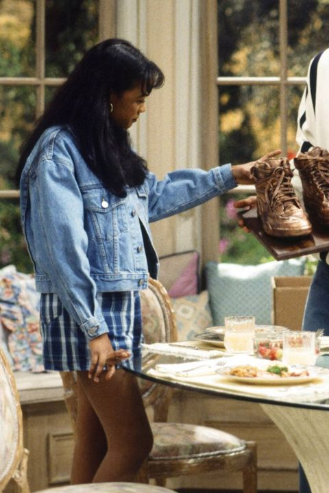 tatyana ali, fashion, fresh prince