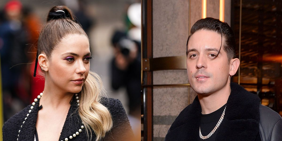 Ashley Benson Responds To G Eazy Dating Rumors After Cara