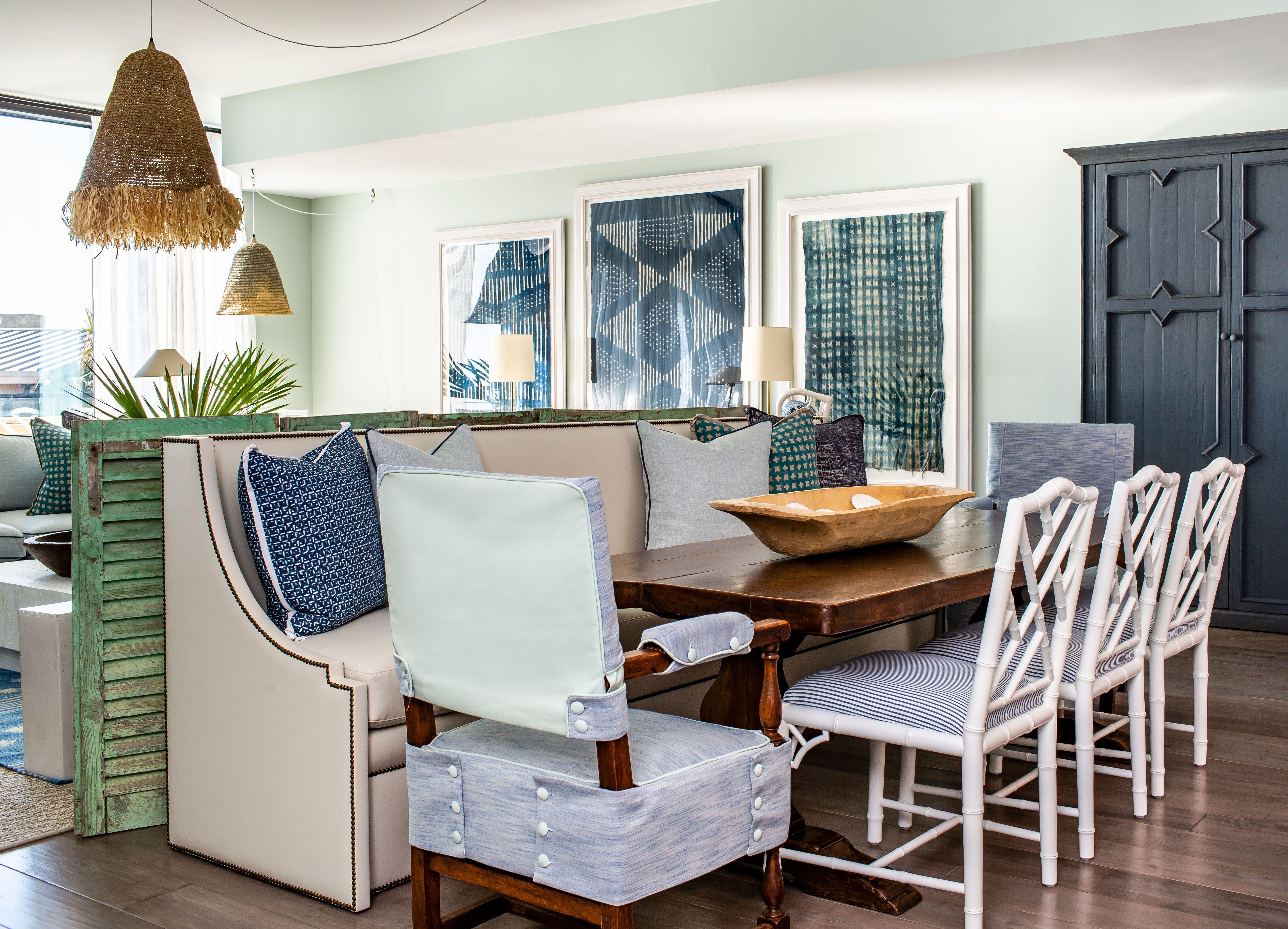 Designer Ashley Gilbreath S Coastal Blue Florida Home