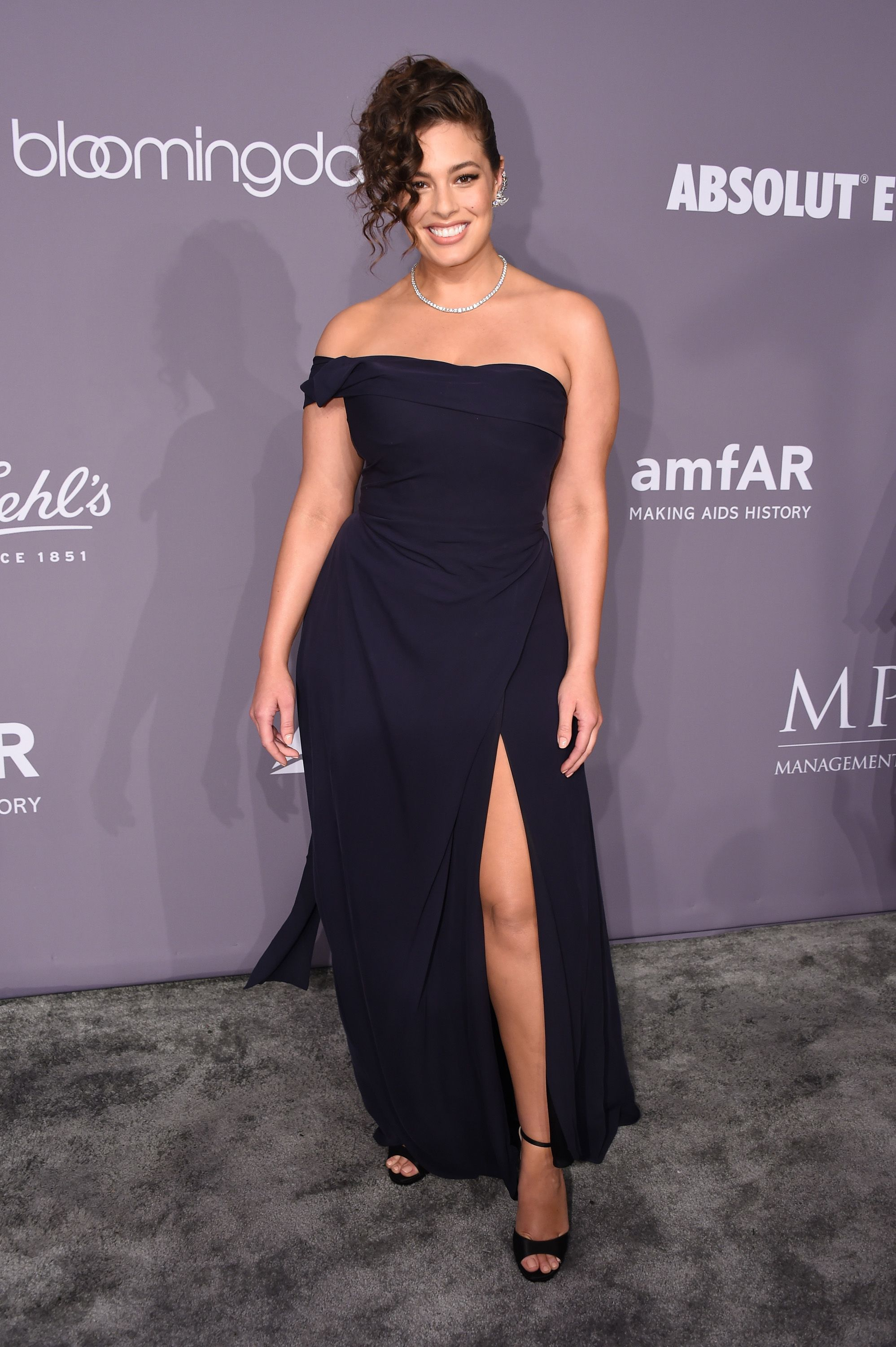 5bad5f80348 Ashley Graham pics  the hottest dresses Ashley Graham has ever worn