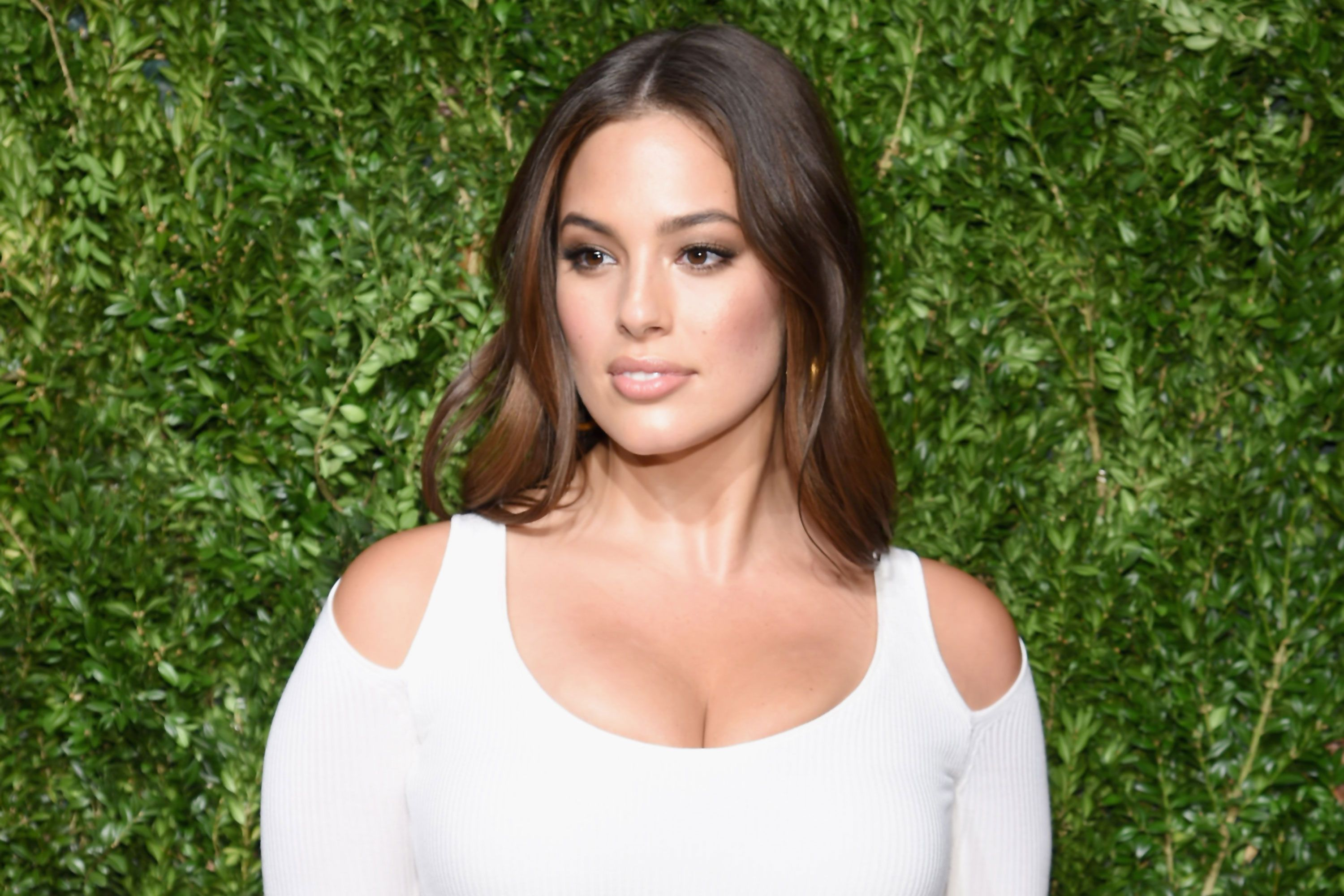 Ashley Graham moves Gwyneth Paltrow to tears through story of abusive relationship