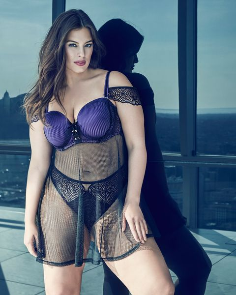 de8061ae374 Ashley Graham launches new lingerie collection