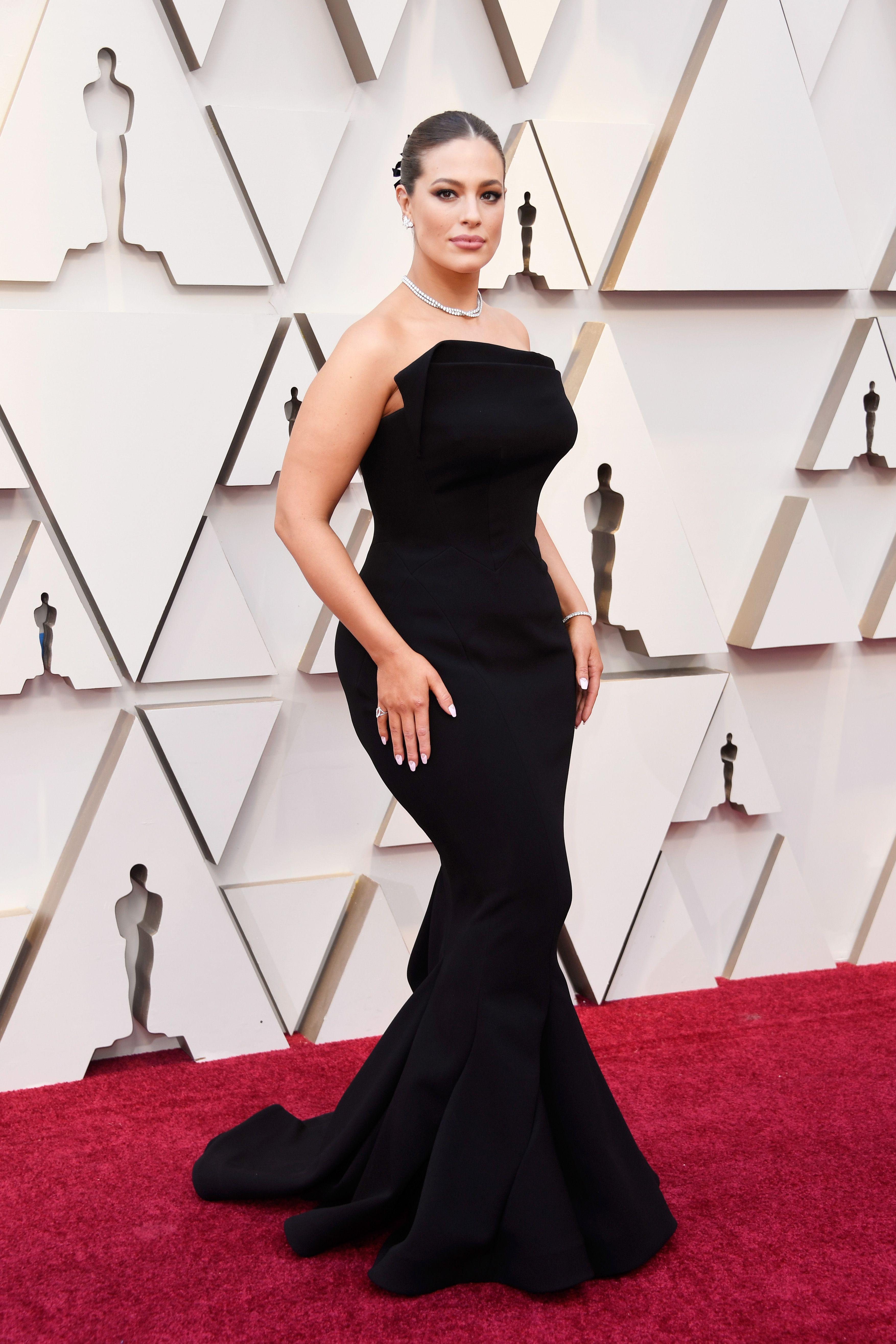 91st Annual Academy Awards - Arrivals - Ashley Graham