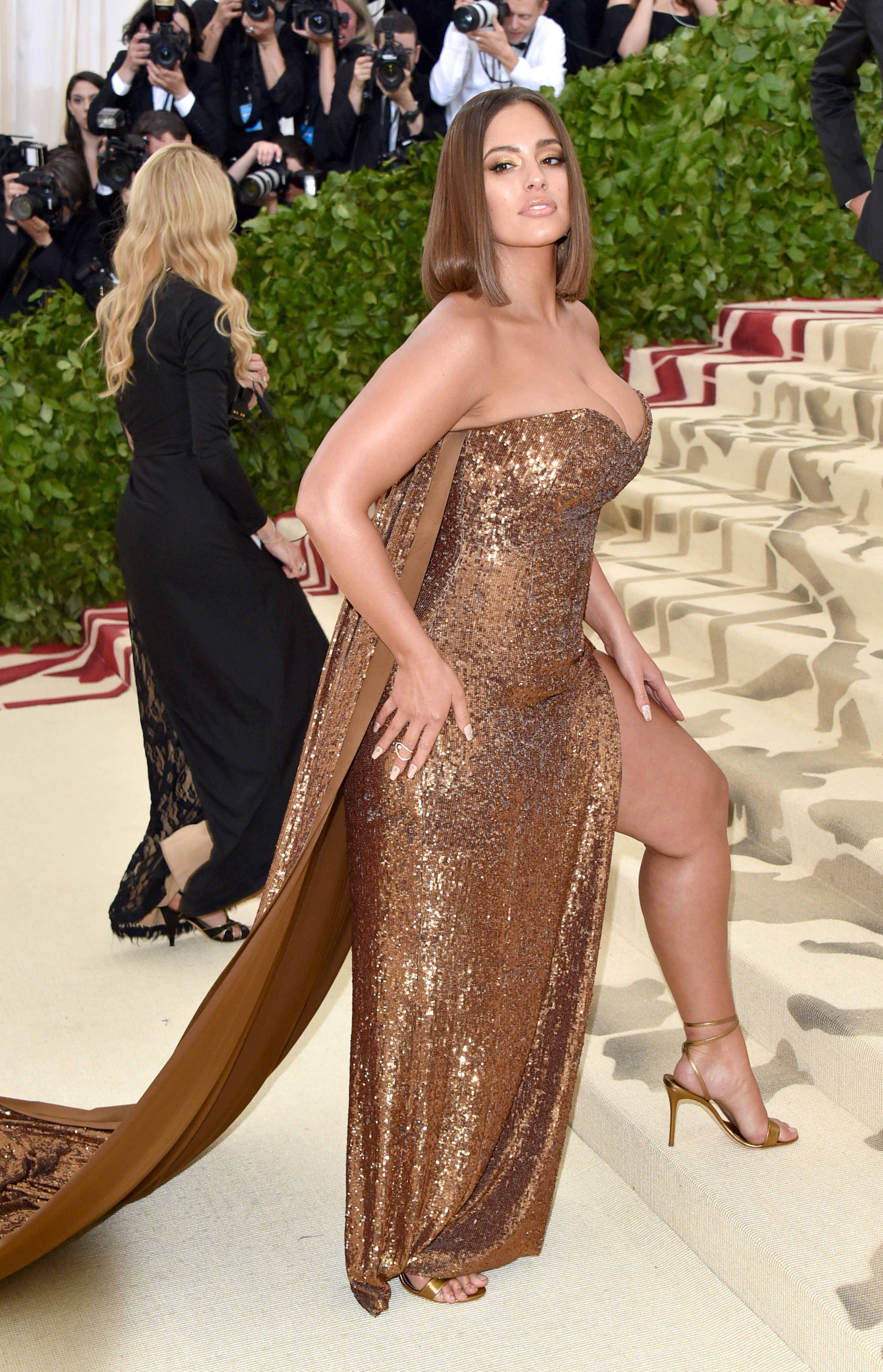 Ashley Graham Wedding.Ashley Graham Pics The Hottest Dresses Ashley Graham Has