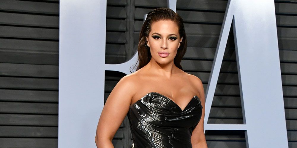 Ashley Graham Oscars 2018