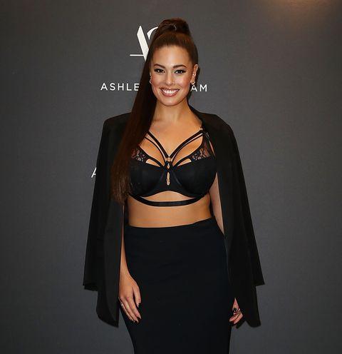 ashley graham geeft fashion tips voor curvy vrouwen