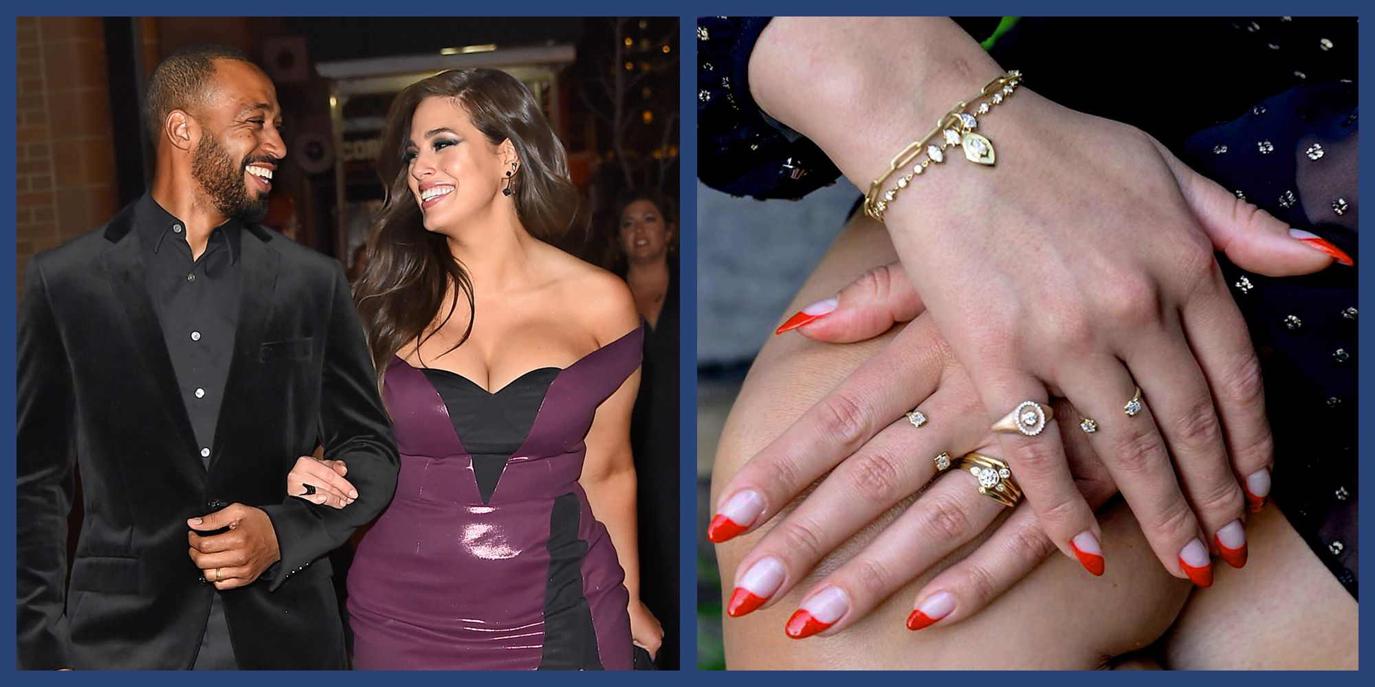 How Ashley Graham Found the Perfect Engagement Ring