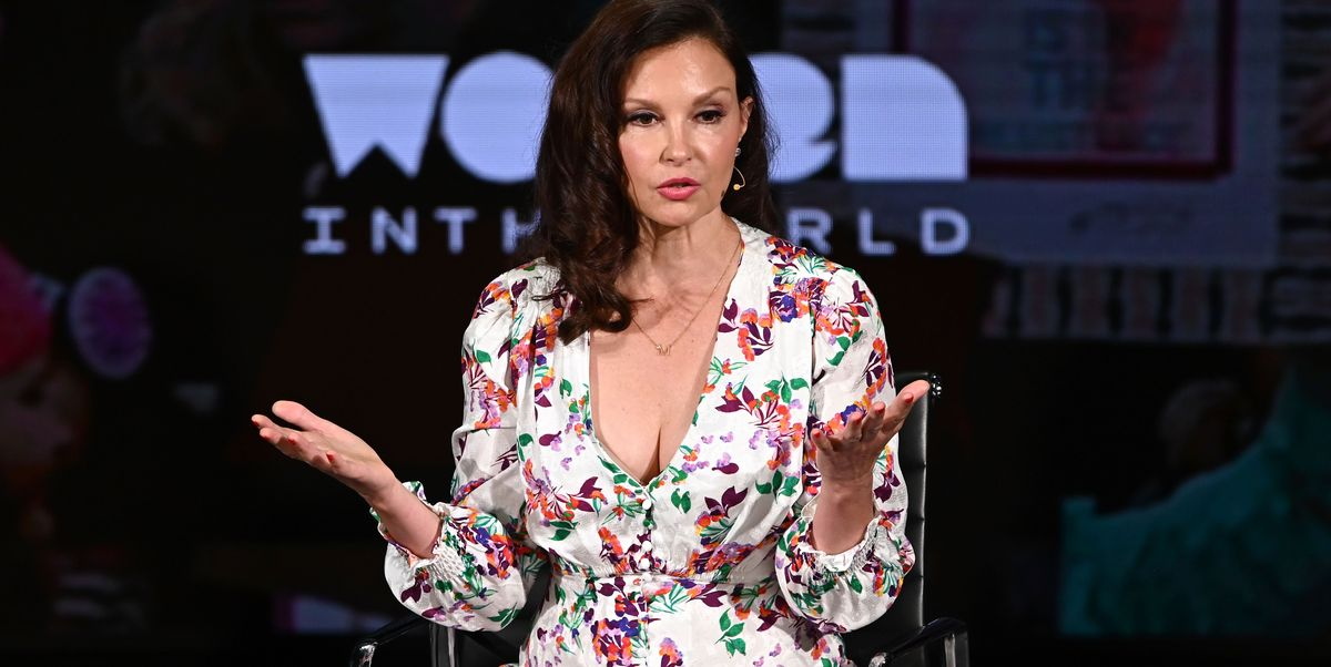 The Viral Attack on Ashley Judd, for Anyone on Prednisone, Is Our Worst Nightmare