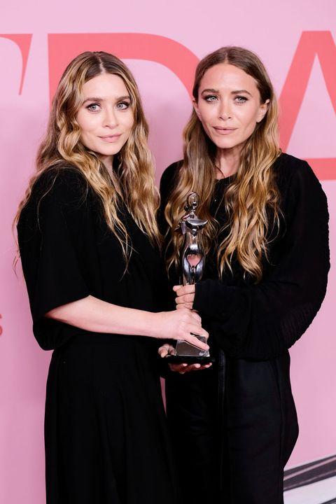 cfda fashion awards winners walk