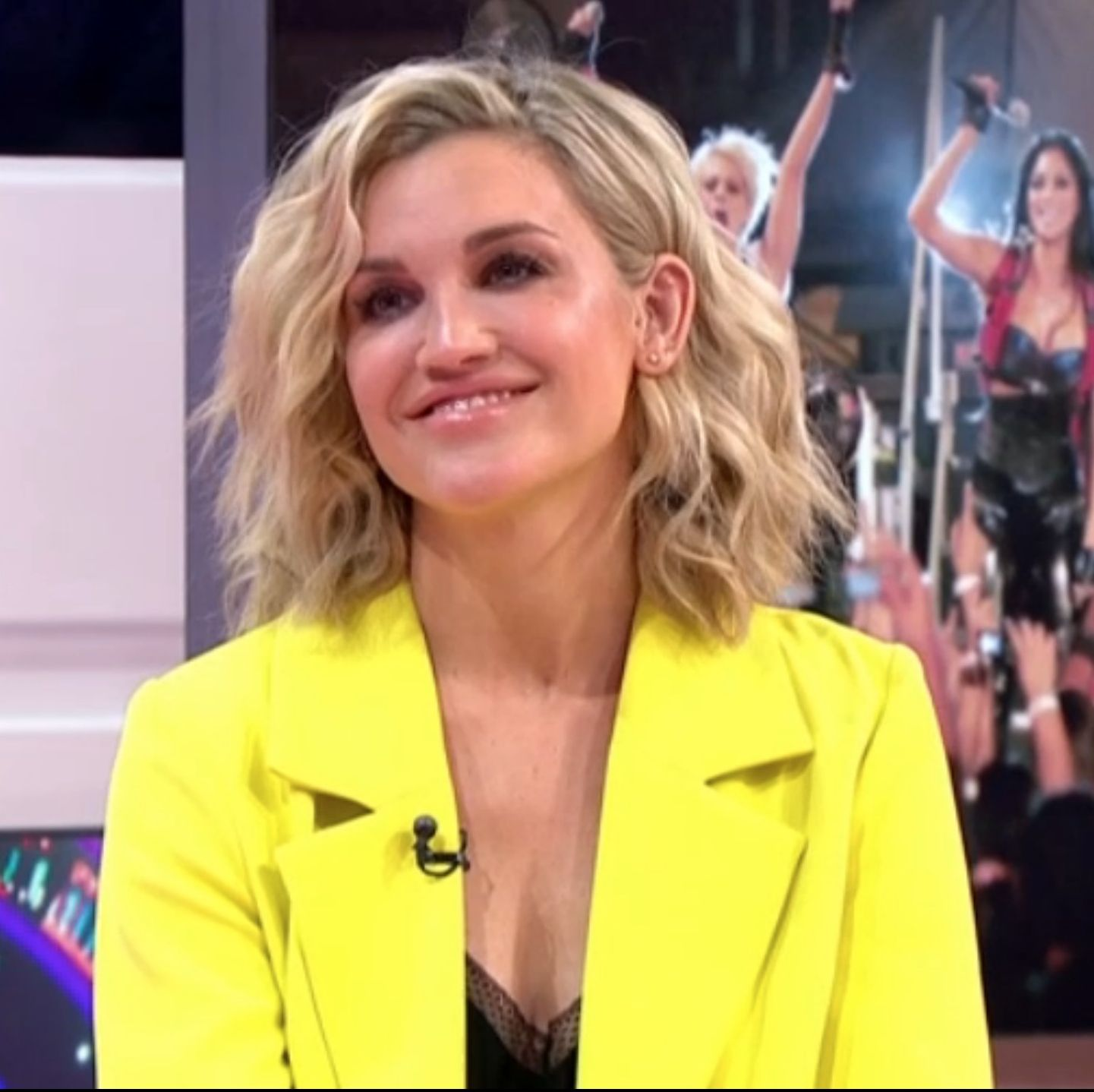 """Strictly Come Dancing's Ashley Roberts tells Good Morning Britain she """"trusts"""" boyfriend Giovanni Pernice over show 'curse'"""