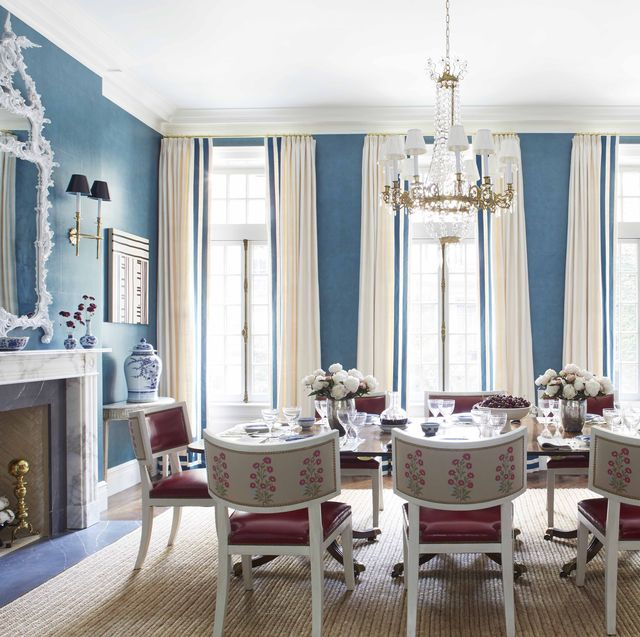 40 Best Dining Room Ideas – Designer Dining Rooms & Decor