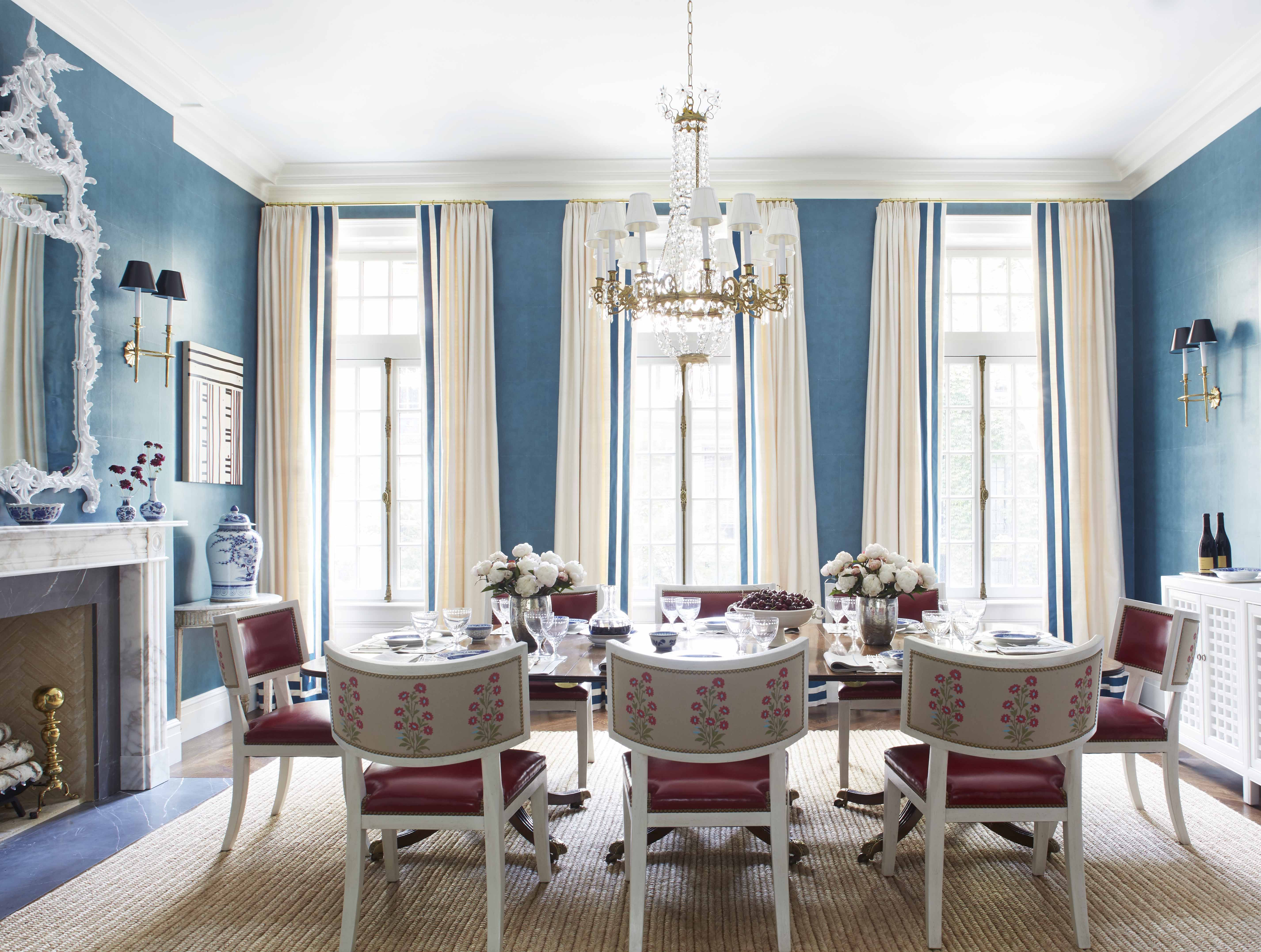 40 Designer Dining Rooms That Make Us Swoon