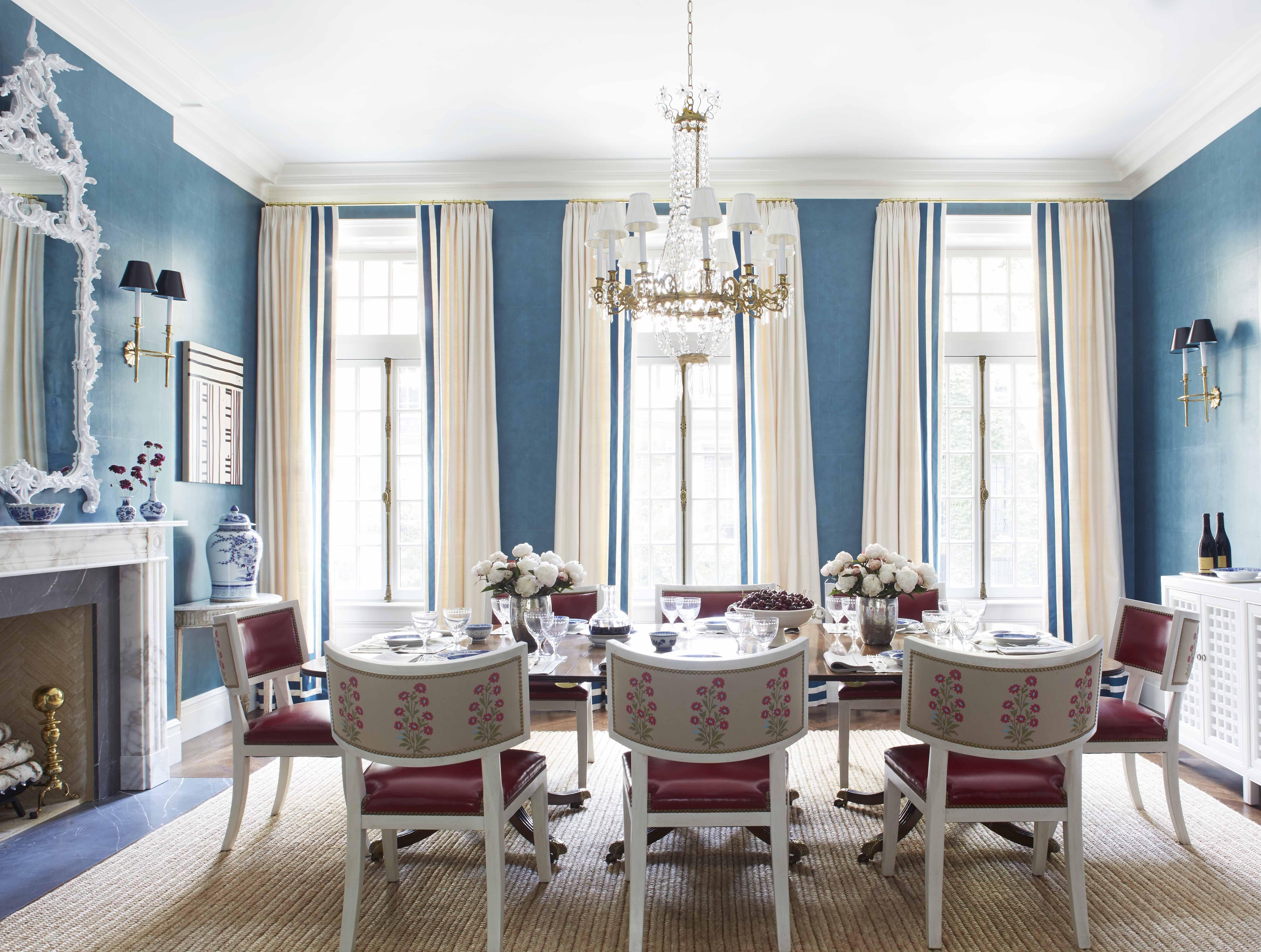 5c084c2066aa 40 Best Dining Room Ideas – Designer Dining Rooms   Decor