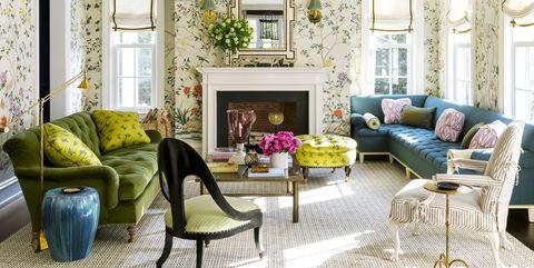 Ashley Whittaker living room