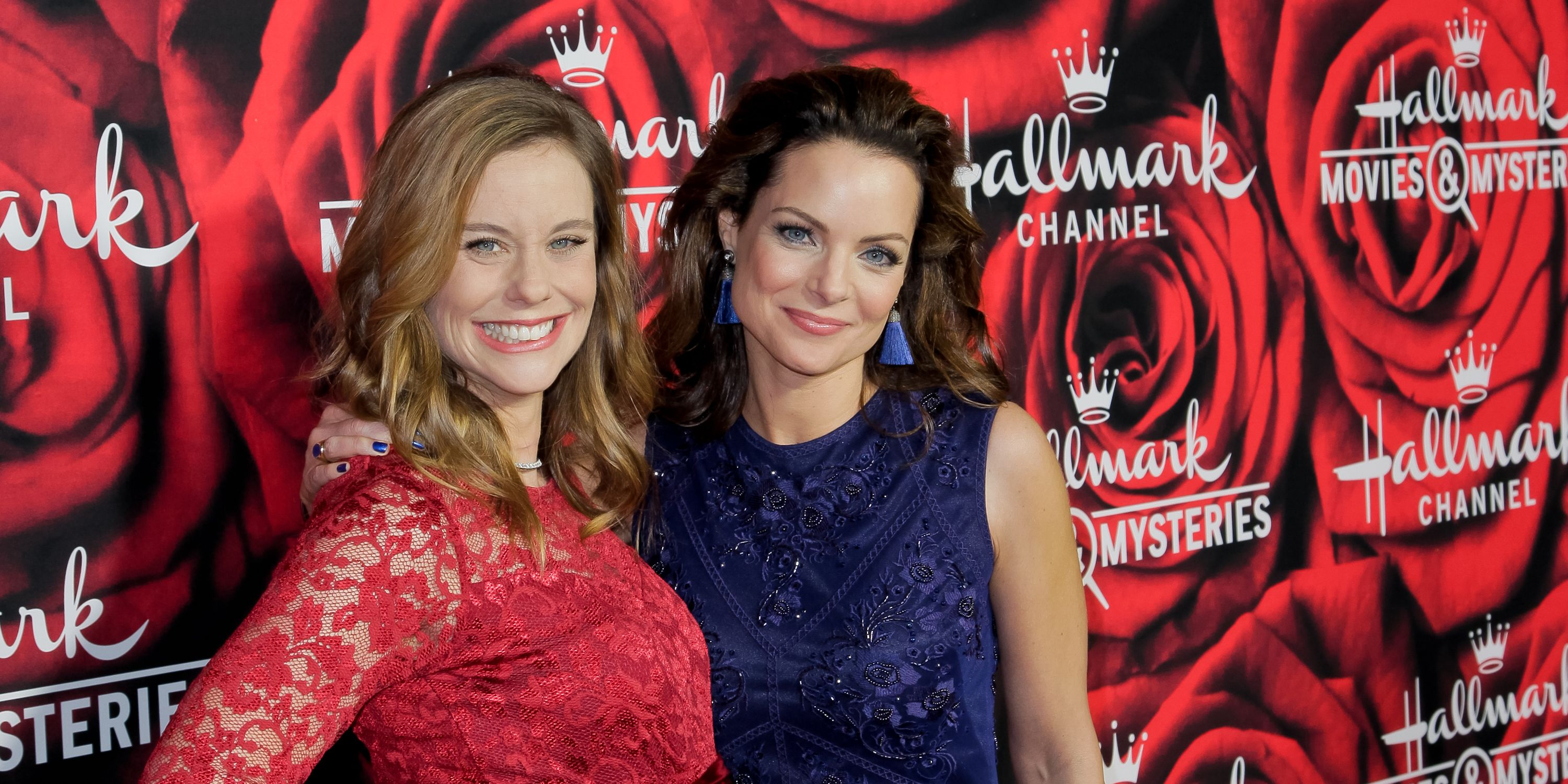 Hallmark Channel And Hallmark Movies And Mysteries Winter 2017 TCA Press Tour - Arrivals