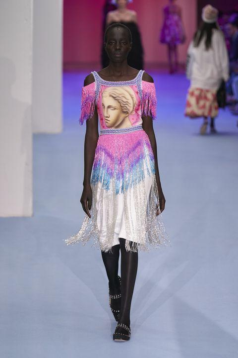 tendenza moda autunno inverno 2020 2021 frange