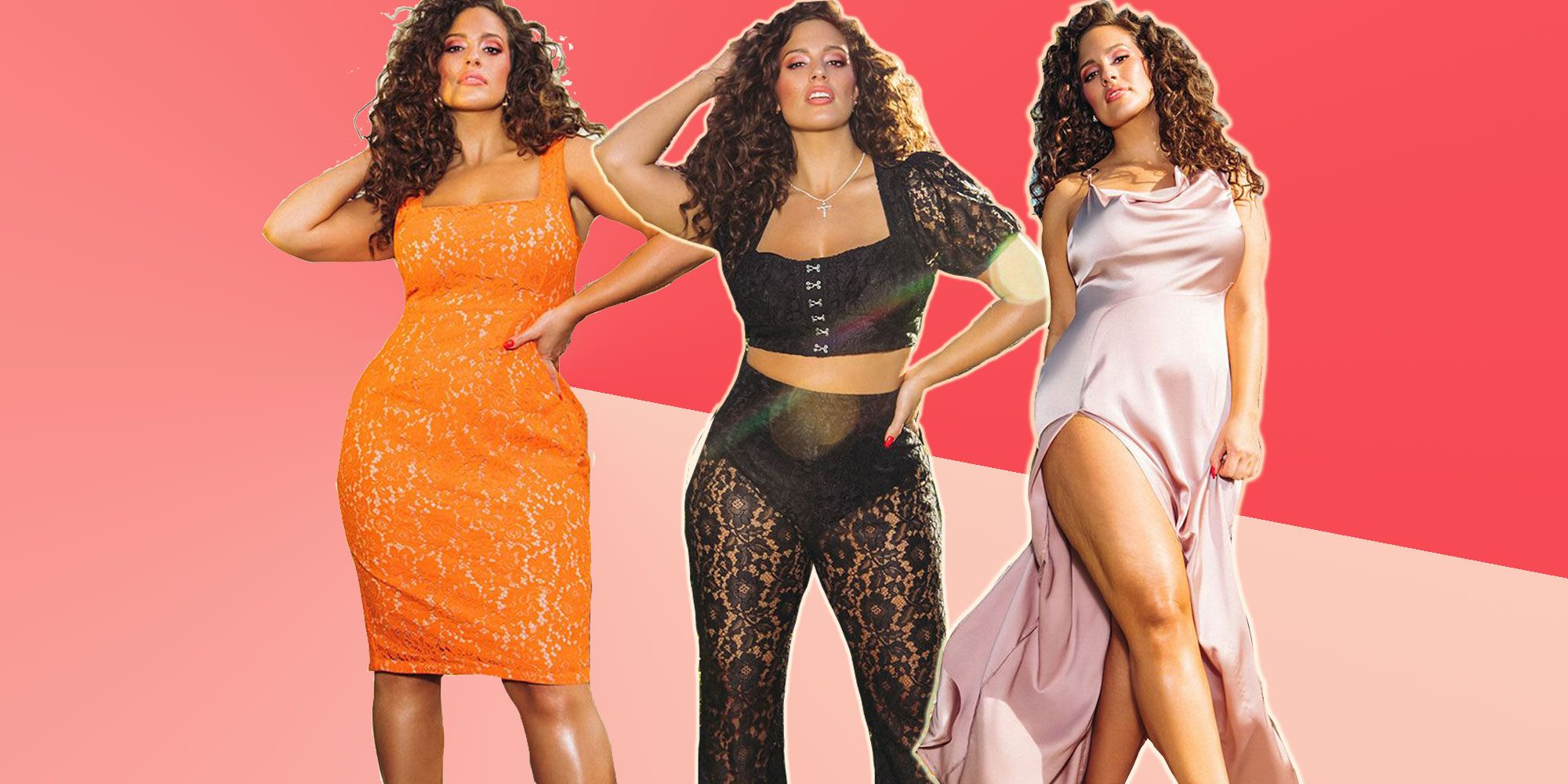 6c38c69707a906 Here s every single item in Ashley Graham s PrettyLittleThing collection