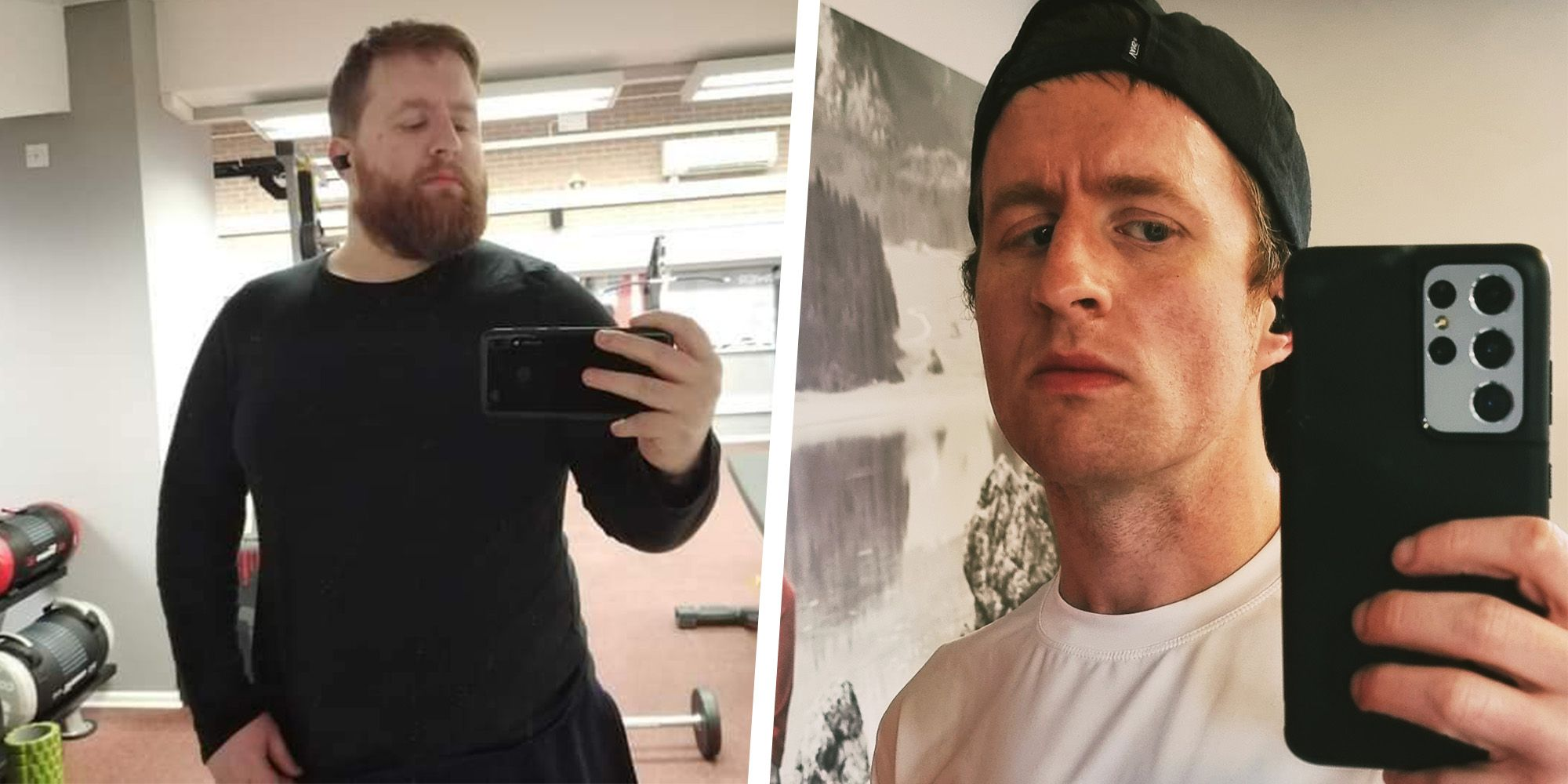 'A Near-Fatal Motorbike Accident Motivated Me To Lose 61kg During Lockdown'