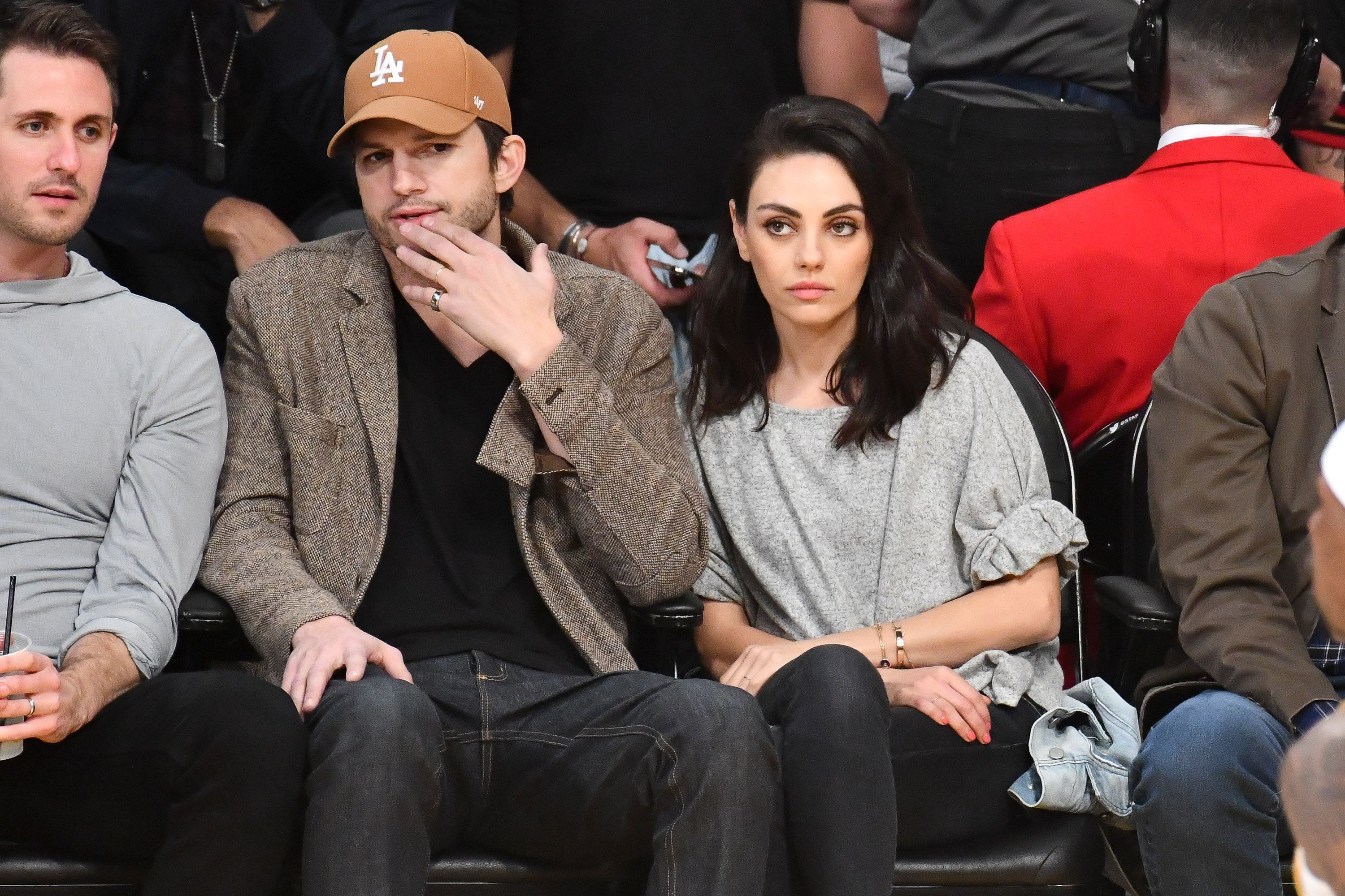 Mila Kunis and Ashton Kutcher's Response to a Tabloid Saying They Broke Up Is Incredible