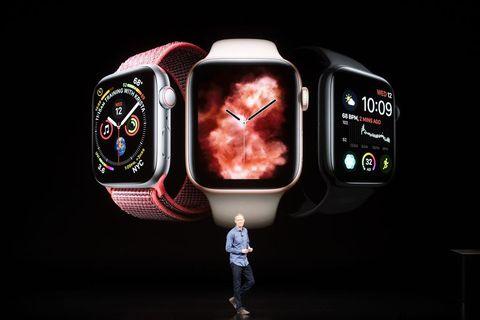 4932c750d0d image. Getty Images. Apple ha presentado su nuevo Apple Watch ...