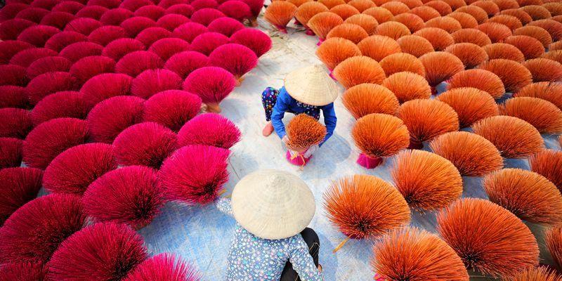 L'Asia è grande ma i luoghi da visitare assolutamente almeno una volta nella vita sono questi qui