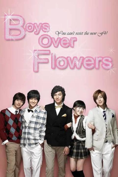 asian dramas on netflix boys over flowers