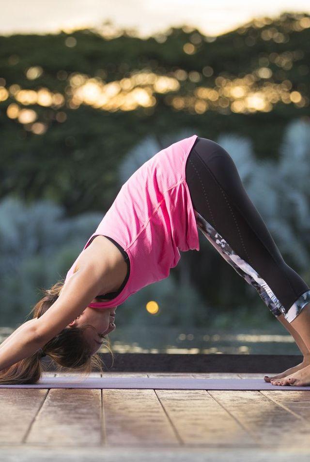 best yoga studios - women's health uk