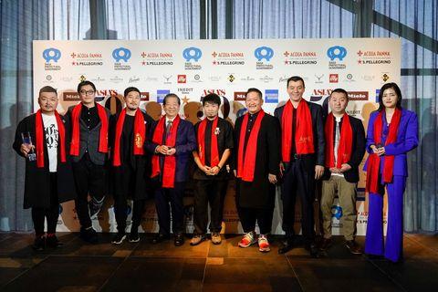アジアのベストレストラン50 日本人受賞シェフ