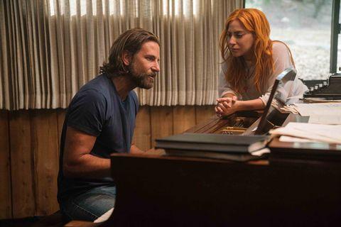 一個巨星的誕生,女神卡卡,Lady Gaga,布萊德利庫柏,Bradley Cooper