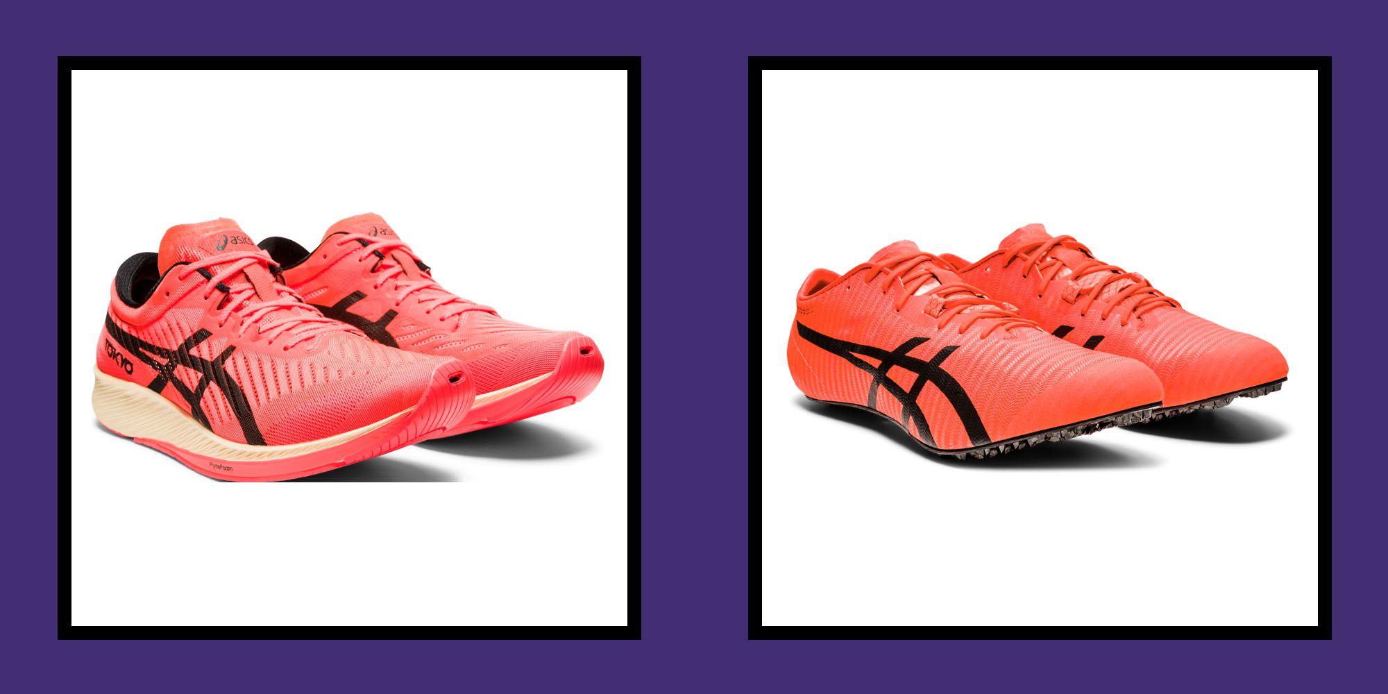 new season asics running shoes