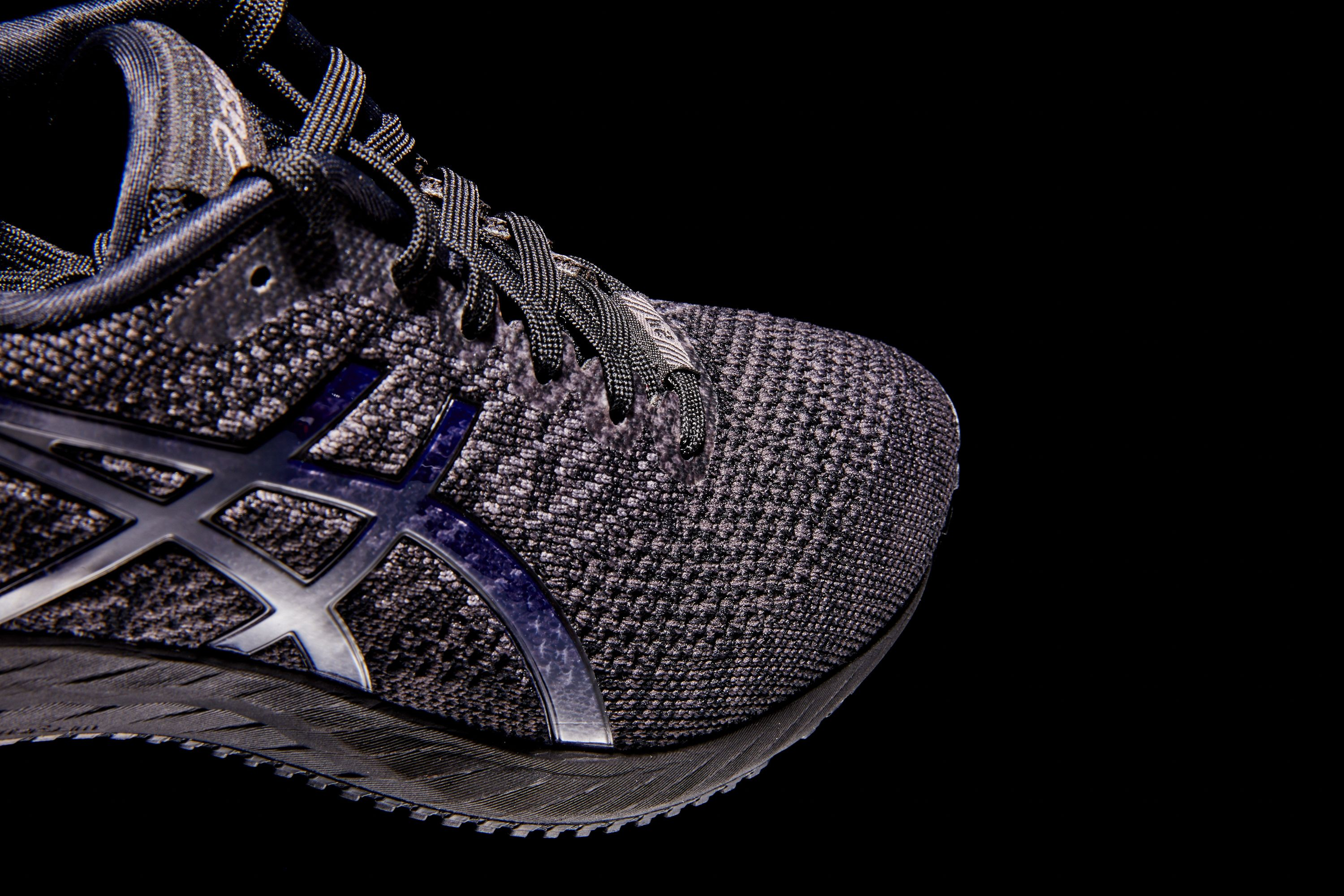 Asics' First Knit Upper Looks as Great as It Fits