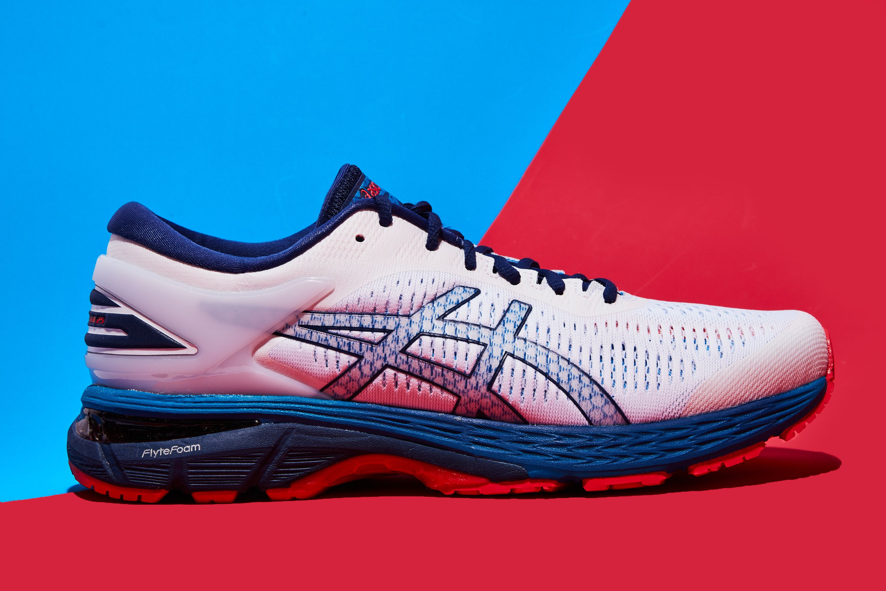 Asics Gel-Kayano 25 Review | Cushioned Running Shoes
