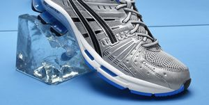 gel, kinsei, zapatillas, running, asics