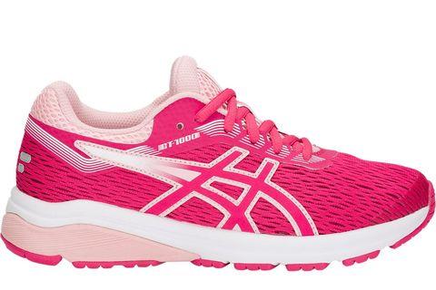 Shoe, Footwear, Running shoe, Athletic shoe, Pink, Walking shoe, White, Product, Outdoor shoe, Tennis shoe,