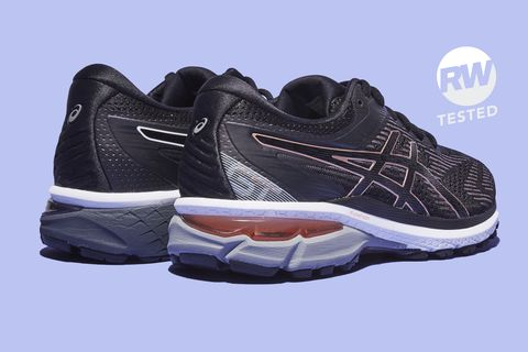 asics wide running shoes womens review