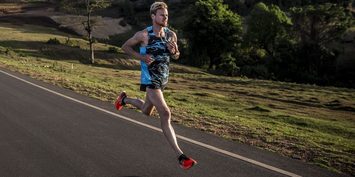 Asics Has a New Theory About How to Make Fast Runners Even Faster