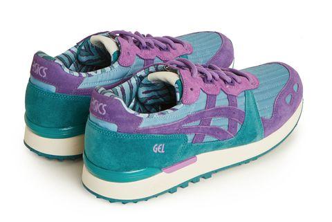 Footwear, Shoe, Purple, Aqua, Turquoise, Violet, Sneakers, Pink, Teal, Magenta,