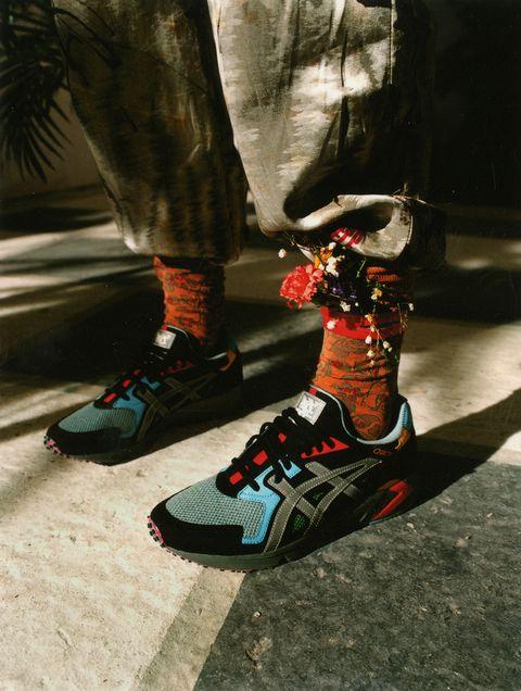 Footwear, Shoe, Recreation, Carmine,