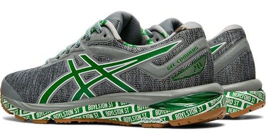 Boston Marathon Themed Running Shoes - Best Boston