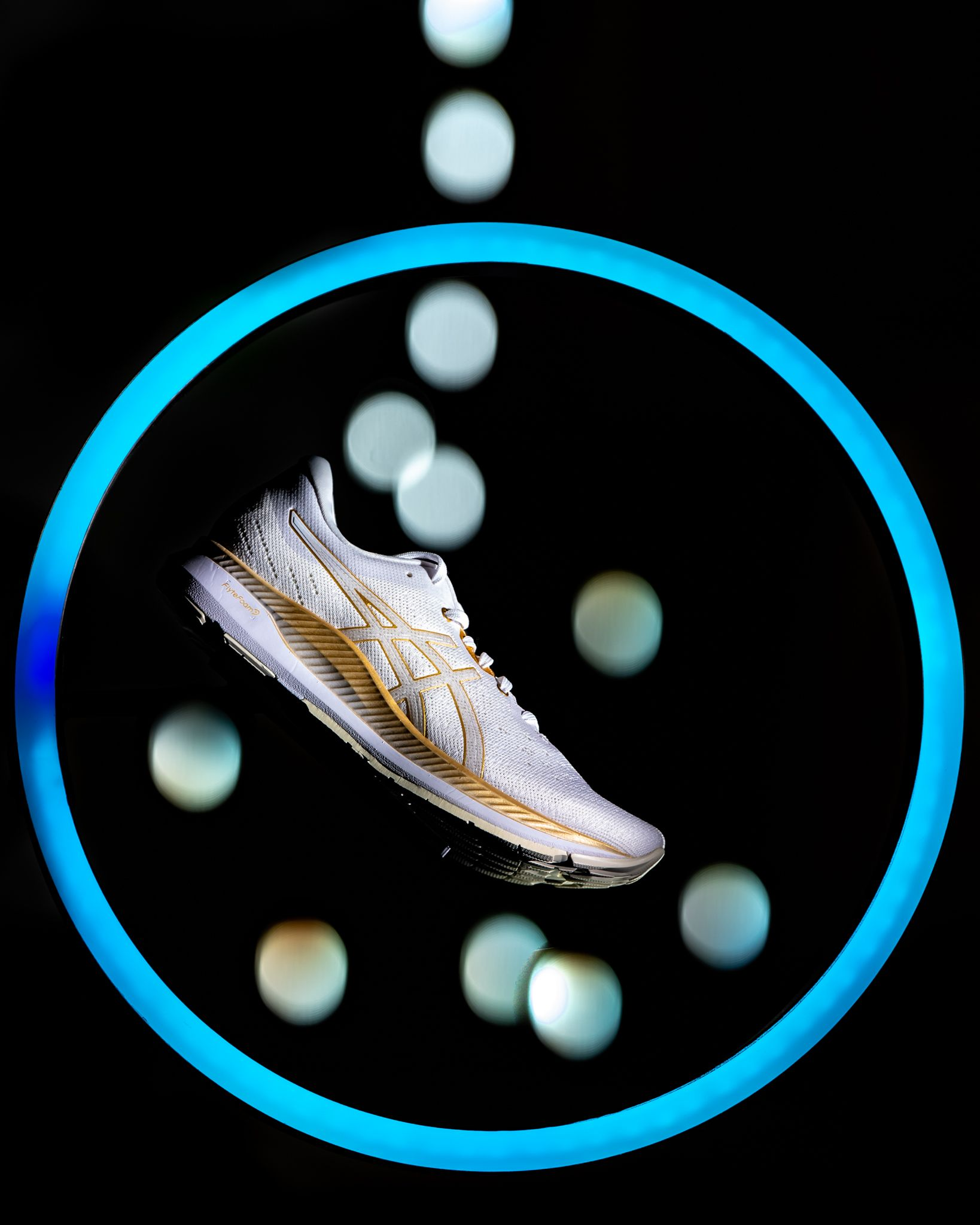 Is ASICS about to drop the world's first pair of 'smart' running shoes?