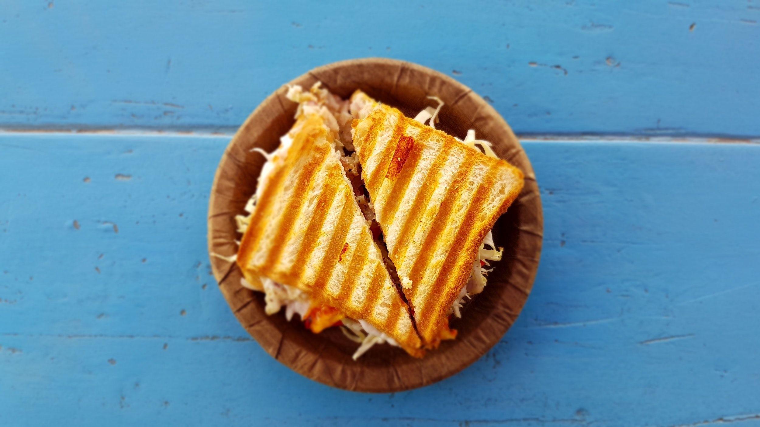 La piastra per panini è il perfetto regalo di Natale gourmet