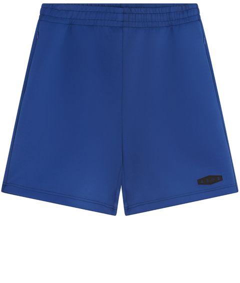 Clothing, Shorts, Active shorts, Sportswear, Blue, Cobalt blue, Trunks, Electric blue, board short, Bermuda shorts,